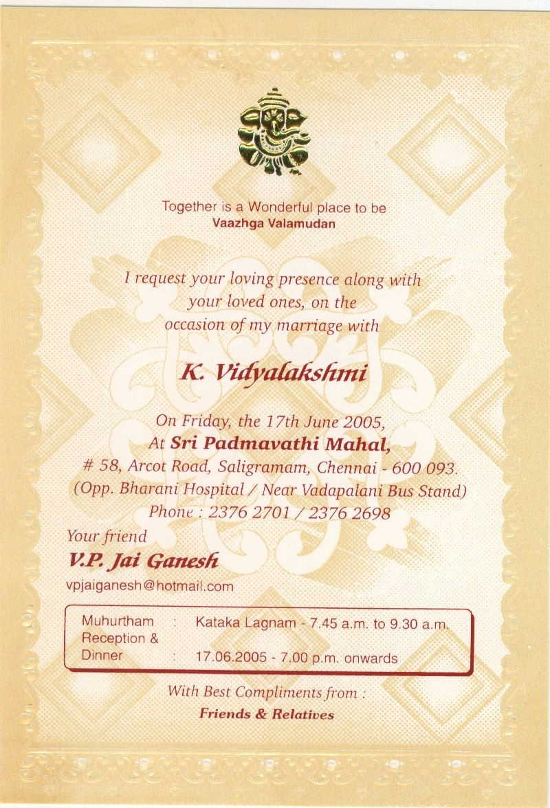 Wedding Invitations Hindu was great invitation template